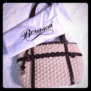 Brighton Straw Bag
